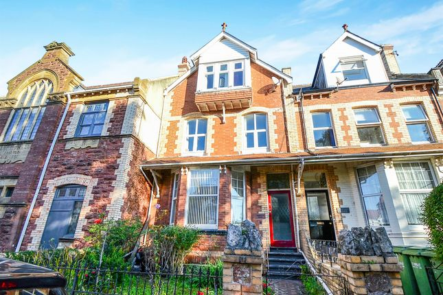 Thumbnail Terraced house for sale in Courtland Road, Paignton