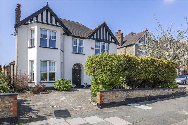Thumbnail Detached house for sale in Glenesk Road, London
