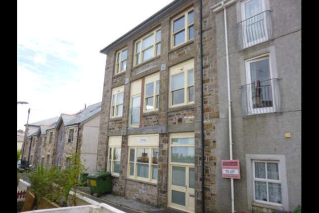 Thumbnail Flat to rent in Leskinnick Place, Penzance, Penzance