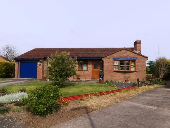 Thumbnail Bungalow for sale in Bartholomew Close, Bardney, Lincoln