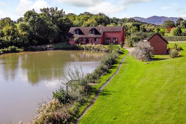 Thumbnail Detached house for sale in Station Road, Bransford, Worcester, Worcestershire