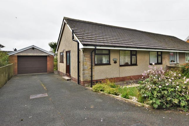 Thumbnail Semi-detached bungalow for sale in The Croft, Stainton With Adgarley, Barrow-In-Furness