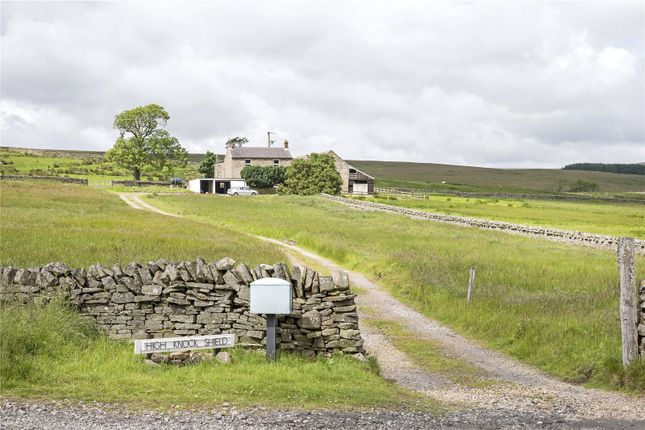 Thumbnail Detached house for sale in Sinderhope, Hexham, Northumberland