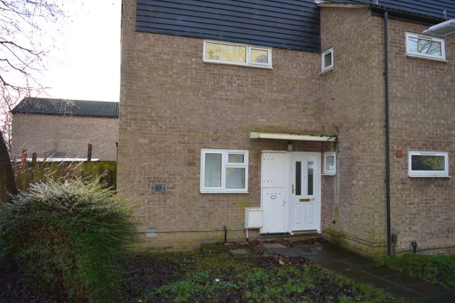 Thumbnail Flat to rent in Dunsheath, Hollinswood, Telford