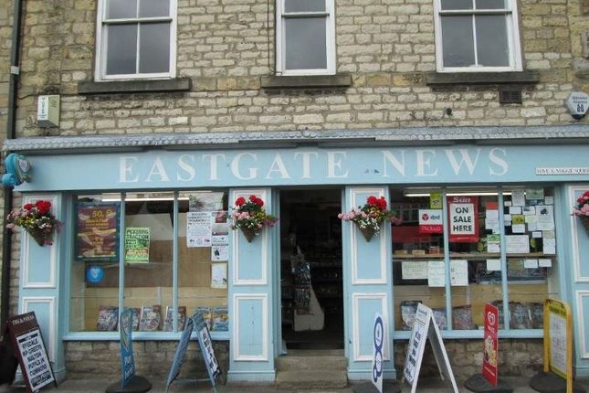 Retail premises for sale in 6 Eastgate, Pickering