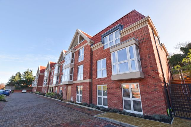 Thumbnail Flat to rent in Justice, Holt Road, Cromer