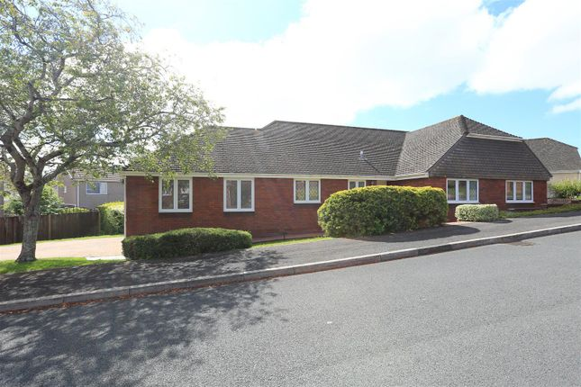 3 bed detached bungalow for sale in Hazel Drive, Sherford, Plymouth PL9