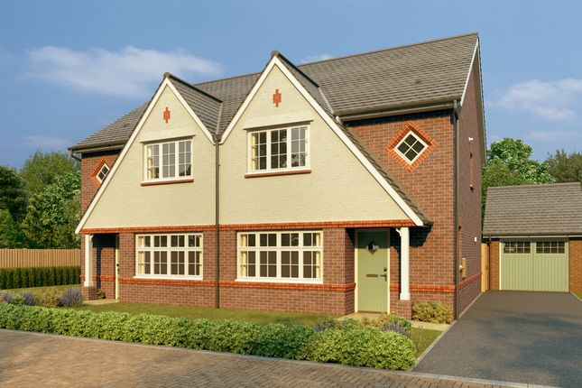 Thumbnail Semi-detached house for sale in The Avenues At Westley Green, Dry Street, Langon Hills