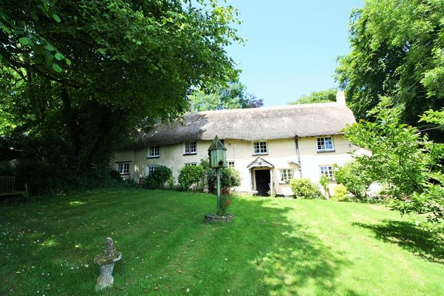Thumbnail Detached house for sale in New Buildings, Sandford, Crediton