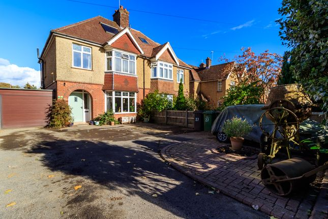 Thumbnail Semi-detached house for sale in Bell Hill, Petersfield