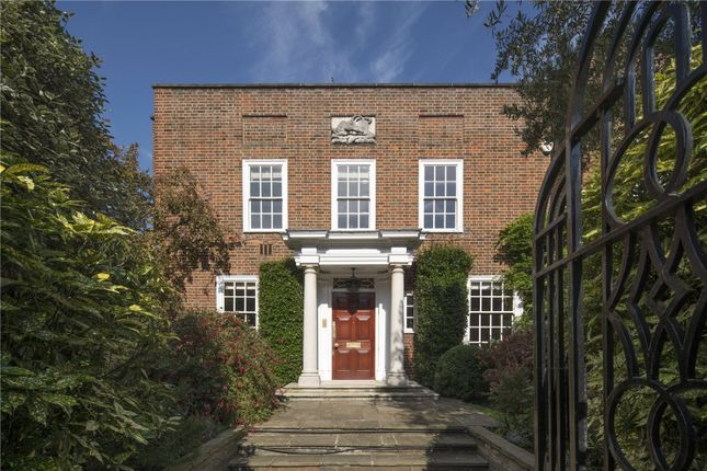 Thumbnail Detached house for sale in Queens Grove, St John's Wood, London