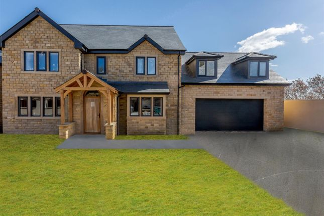 Thumbnail Detached house for sale in Highstead Close, East Morton