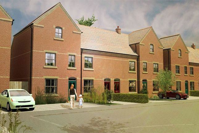 Thumbnail End terrace house for sale in Plot 27, The Sycamore, Dormer Woods, Shireoaks Road, Worksop, Nottinghamshire