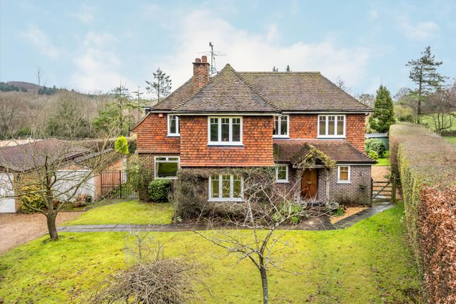 4 bed detached house for sale in Grayswood Road, Haslemere, Surrey GU27