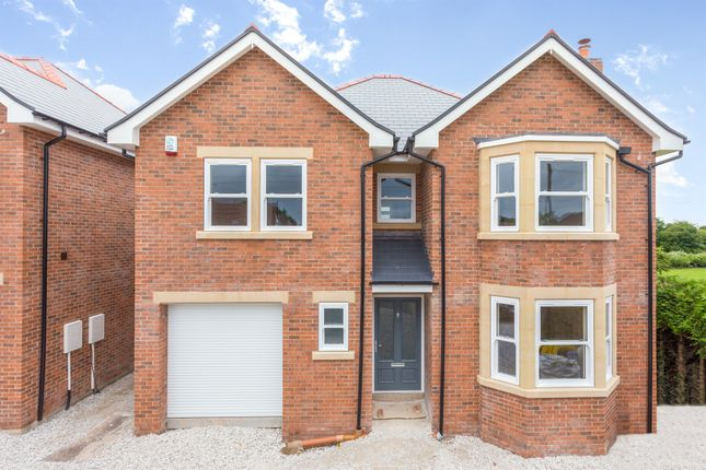 Thumbnail Detached house for sale in Station Road, Mickleover, Derby
