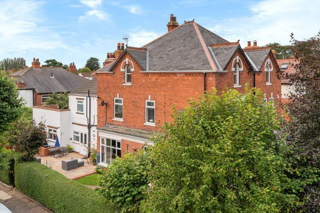 Thumbnail Semi-detached house for sale in Weelsby Road, Grimsby