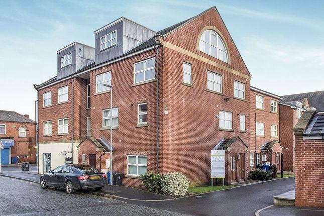 Thumbnail Flat for sale in Wardley Street, Pemberton, Wigan