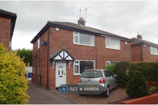 Thumbnail Semi-detached house to rent in Colwyn Road, Cheadle Hulme, Cheadle
