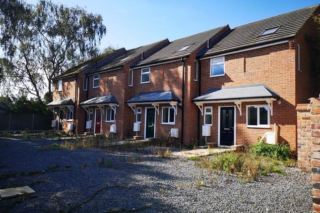 Thumbnail Town house for sale in Alma Gardens, Alma Road, Newhall, Swadlincote