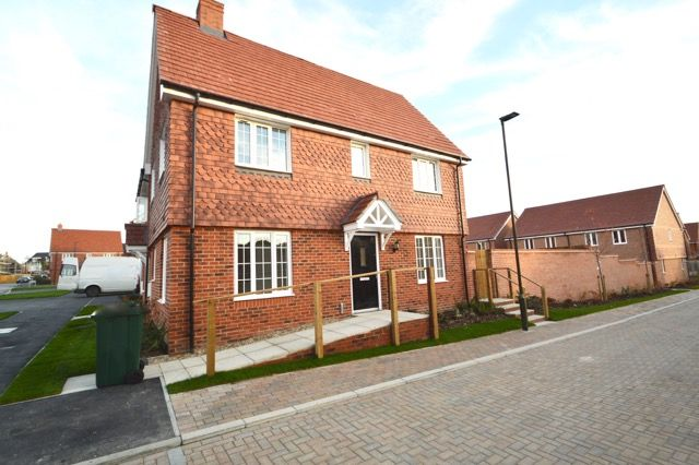 Thumbnail Terraced house to rent in Jade Way, Forge Wood