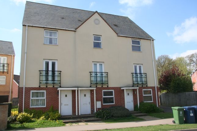 Thumbnail Shared accommodation to rent in Lancaster Gate, Cambourne CB23, Upper Cambourne
