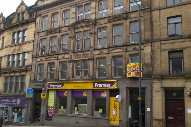 Thumbnail Office for sale in Sunbridge Road, Bradford
