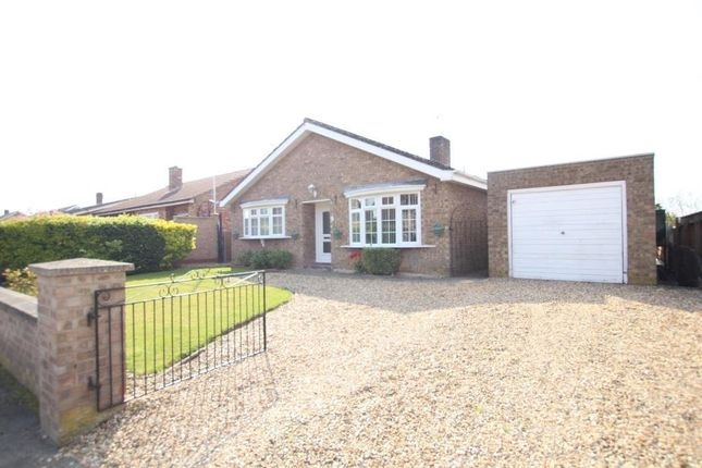 2 bed detached bungalow for sale in Drury Lane, Wicken, Ely