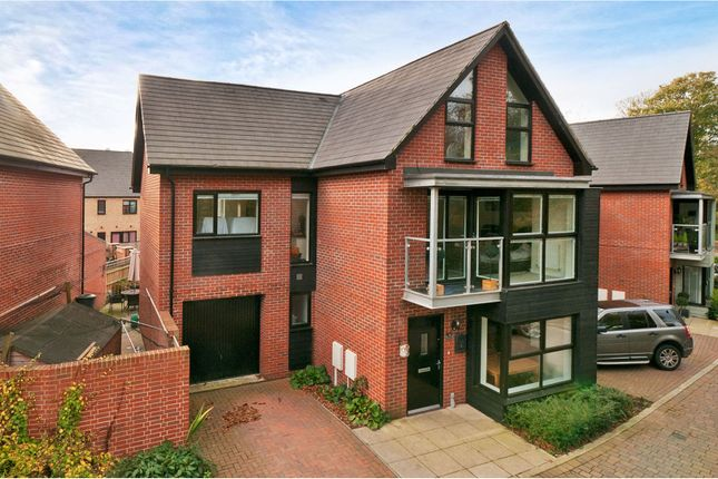 Thumbnail Detached house for sale in Beadsman Crescent, West Malling