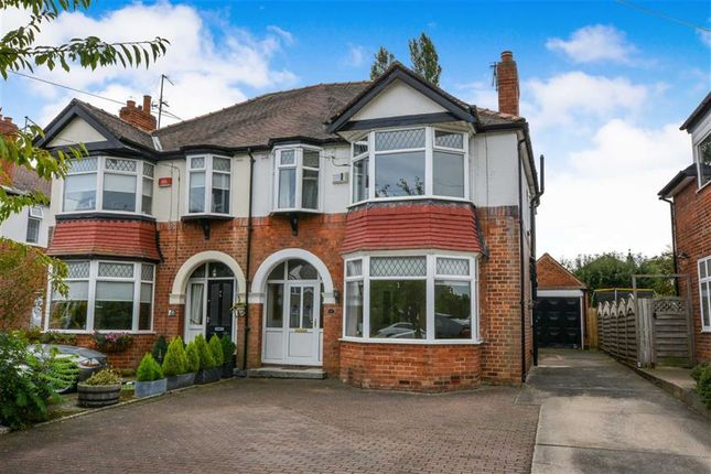 Thumbnail Semi-detached house for sale in Wilson Street, Anlaby, East Riding Of Yorkshire