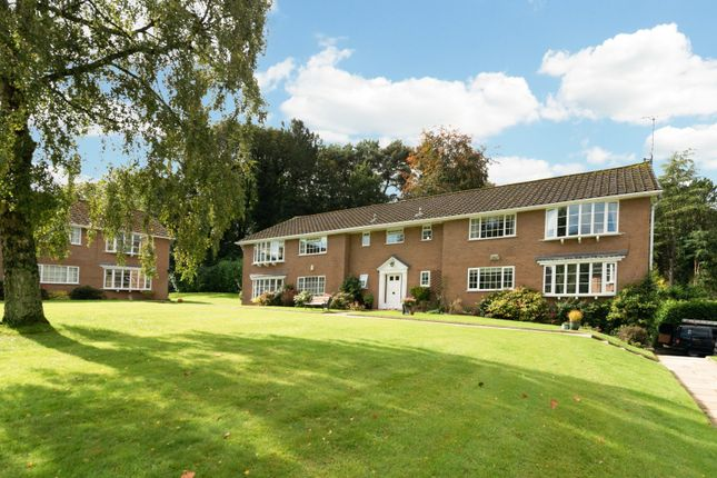 Thumbnail Flat for sale in Castle Hill Court, Prestbury, Macclesfield