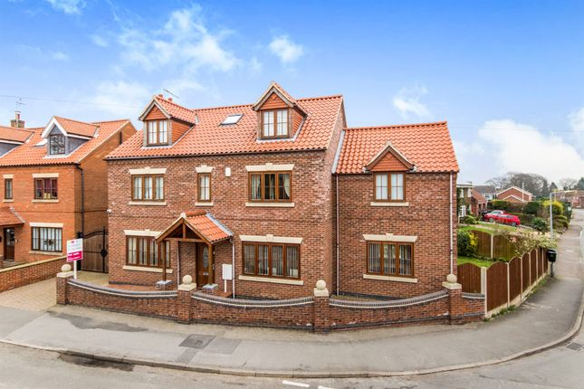 Thumbnail Detached house for sale in Newcastle Street, Tuxford, Newark