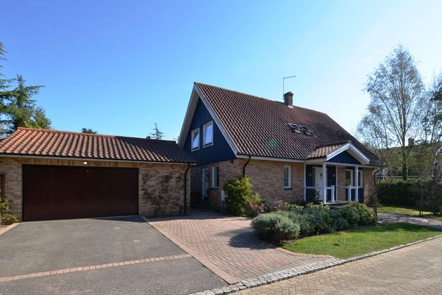 Thumbnail Detached house to rent in Svenskaby, Orton Wistow, Peterborough