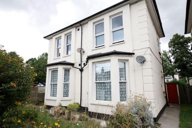 Thumbnail Flat for sale in Slaithwaite Road, Lewisham