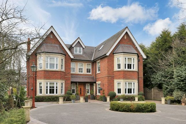 Thumbnail Detached house for sale in Linby Lane, Linby, Nottingham