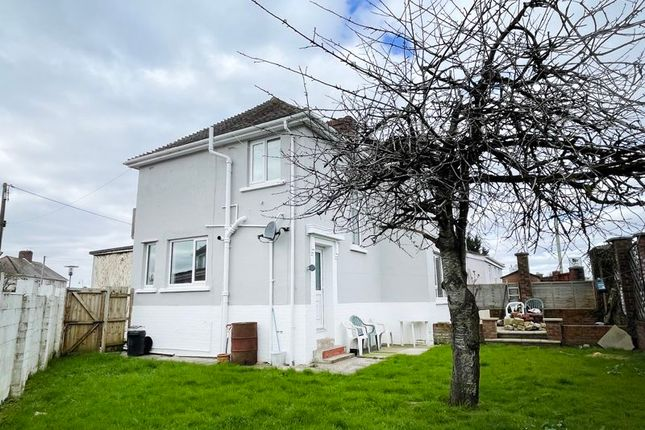 Thumbnail Semi-detached house for sale in Heol Tredwr, Bridgend