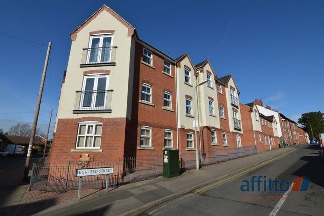 Thumbnail Flat for sale in Hooks Close, Anstey, Leicester