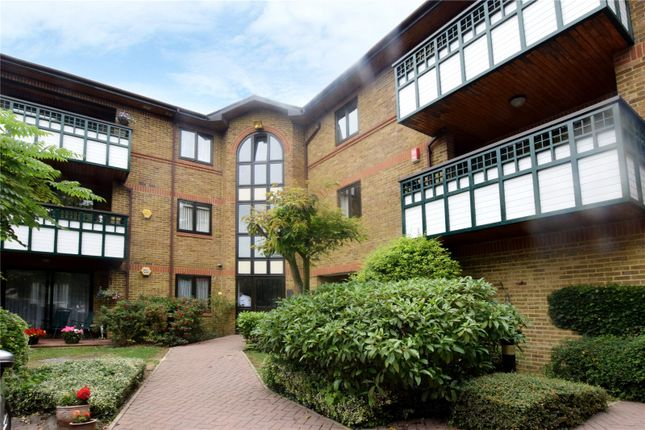 Thumbnail Flat to rent in The Cloisters, High Street, Bushey, Hertfordshire
