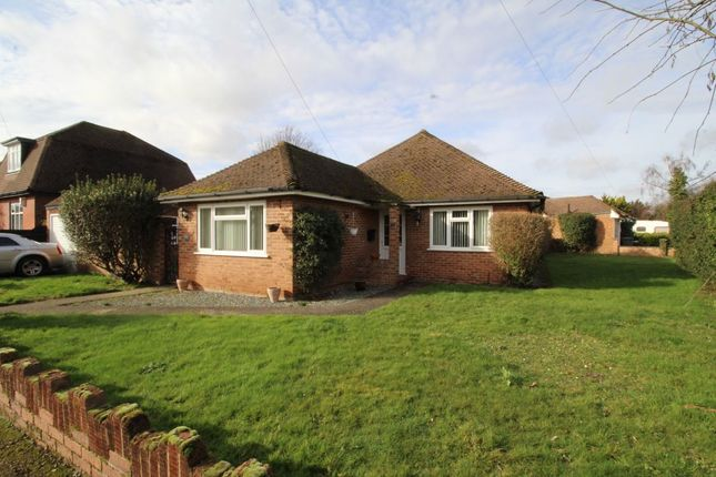 Thumbnail Bungalow for sale in Western Avenue, Thorpe, Egham