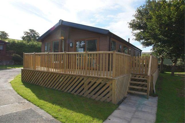 Thumbnail Property for sale in 189 Derwentwater, Hillcroft Caravan Park, Pooley Bridge, Penrith, Cumbria
