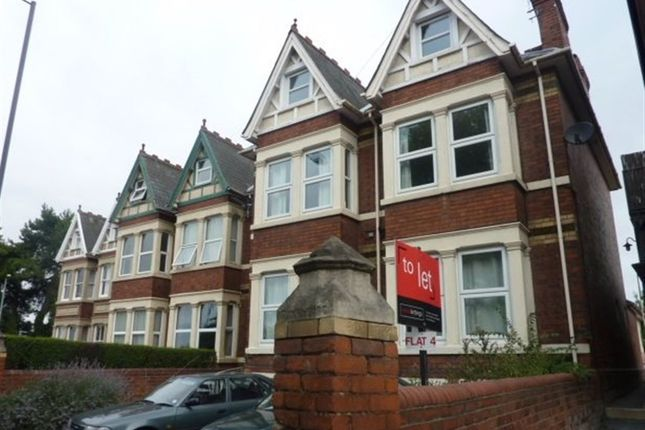 Thumbnail Flat to rent in Alexander House, Aylestone Hill
