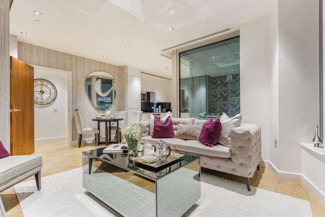 Thumbnail Flat for sale in 14.05 Arora Tower, Greenwich Peninsula