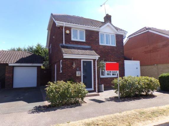Thumbnail Detached house for sale in Noak Bridge, Laindon, Essex