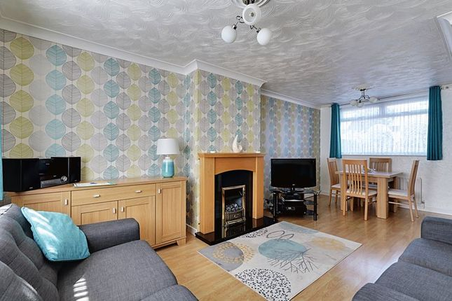 Thumbnail End terrace house for sale in Triton Road, Hull