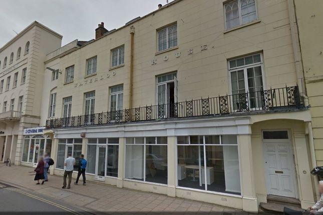 Thumbnail Studio for sale in Bath Street, Leamington Spa