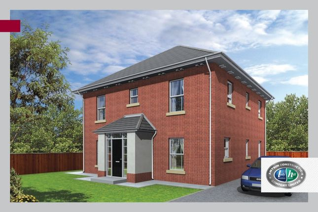 Thumbnail Detached house for sale in Millreagh Development, Carrowreagh Road, Dundonald