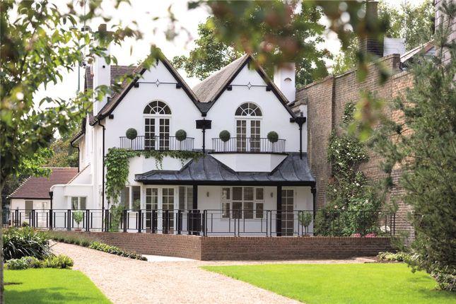 Thumbnail Detached house for sale in Broom Road, Teddington