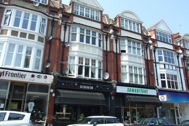 Thumbnail Flat to rent in Grove Road, Little Chelsea, Eastbourne