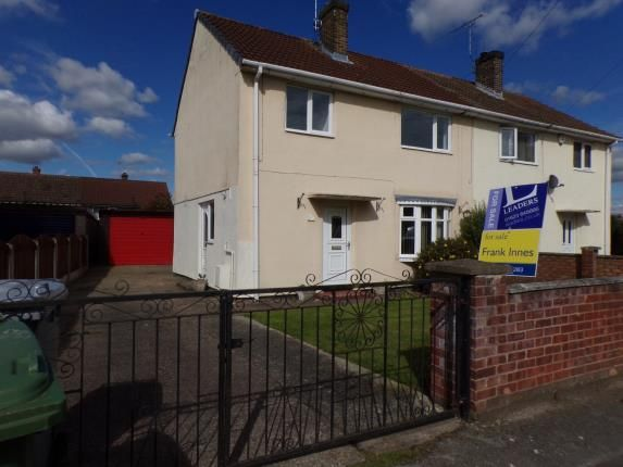 Thumbnail Semi-detached house for sale in Oxford Close, Rainworth, Mansfield, Nottinghamshire