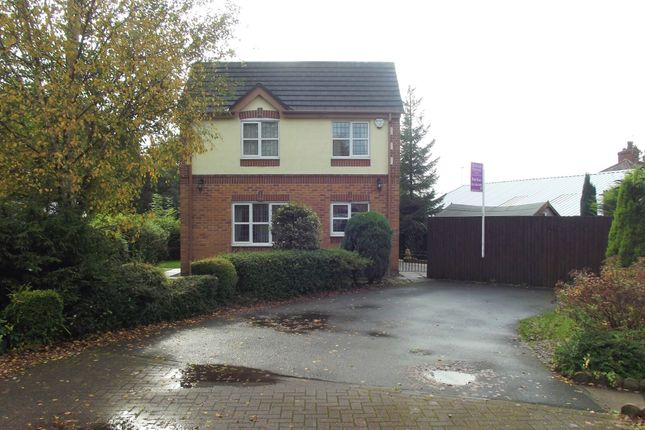 Thumbnail Detached house for sale in Cairnwell Road, Chadderton, Oldham