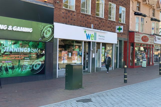 Thumbnail Retail premises to let in Canford Place, Hednesford Road, Cannock
